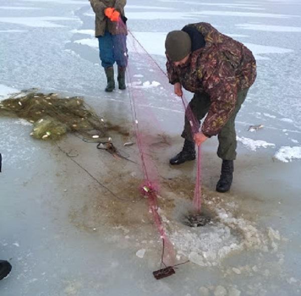 У лютому виявлено 46 порушень зі збитками близько 12 тис. грн,- Донецький рибоохоронний патруль