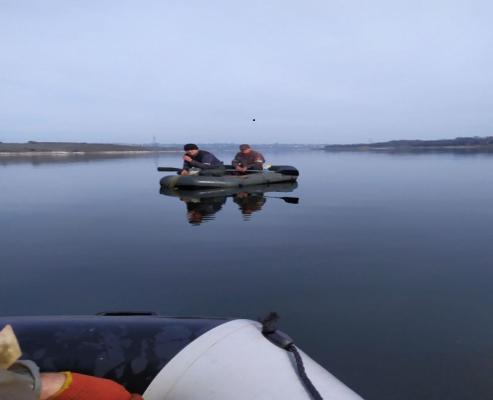 На Павлопільському  водосховищі виявлено порушників з 12 кг риби, - Донецький рибоохоронний патруль