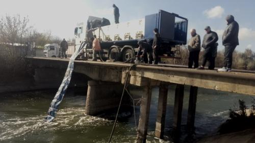 Водойми Донеччини збагатилися майже 5 тоннами молоді  риби